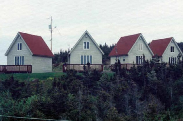 Long ridge cottages for Cabins in newfoundland